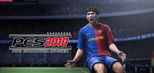 Pro Evolution Soccer 2010 Free Game Full Download