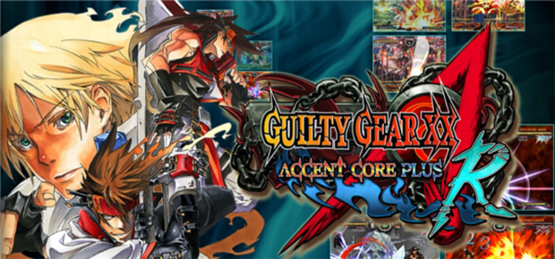 Guilty Gear XX Accent Core Plus R Full Download