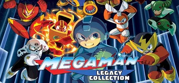 Mega Man Legacy Collection Free Full Game Download