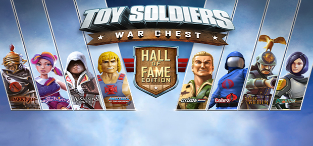 Toy Soldiers: War Chest Hall Of Fame Edition Download