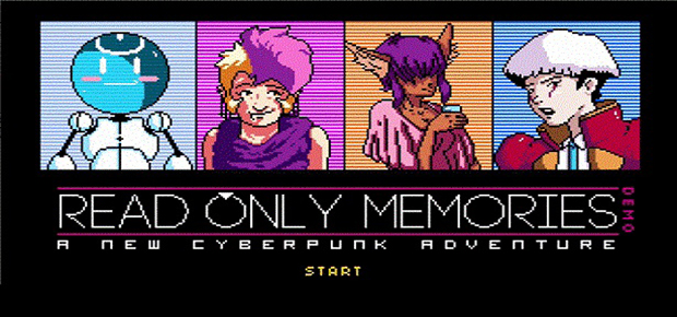 Read Only Memories Free Game Full Download