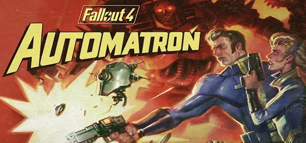 Fallout 4: Automatron Free DLC Download