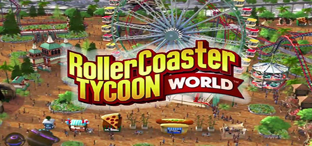 RollerCoaster Tycoon World Free Game Full Download