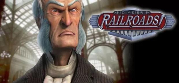 Sid Meier's Railroads! Free Full Game Download