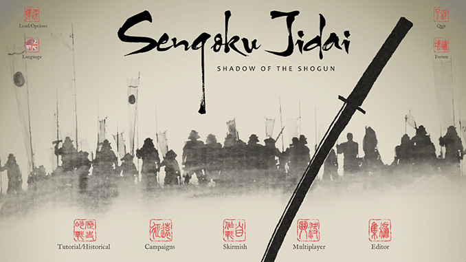 Sengoku Jidai: Shadow of the Shogun Full Free Download