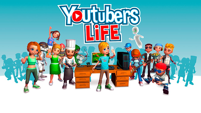 Youtubers Life Full Game Free Download