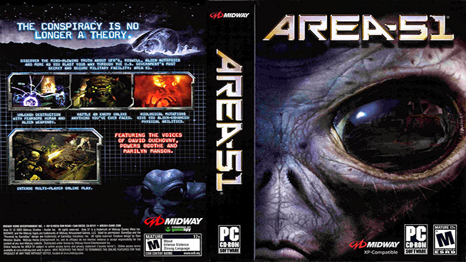 Area 51 (2005) Full Game Download