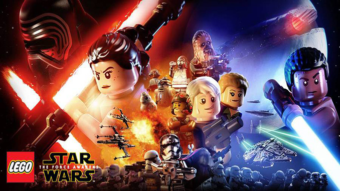 LEGO STAR WARS: The Force Awakens Full Download