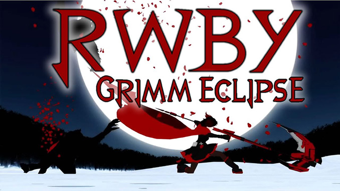 RWBY: Grimm Eclipse Free Download Game Full