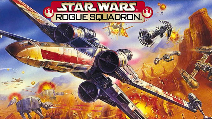 Star Wars: Rogue Squadron 3D Full Free Game Download