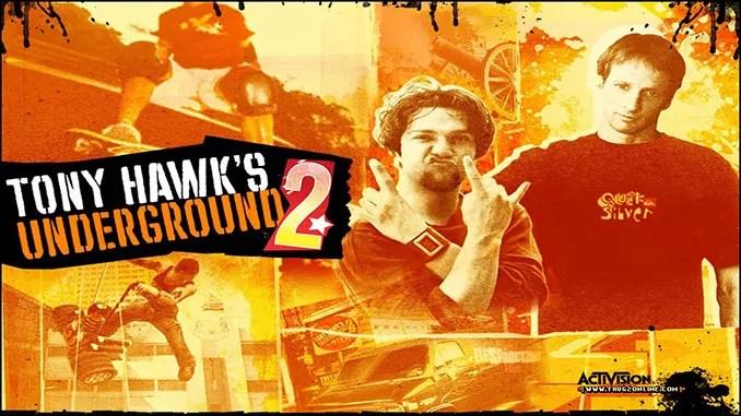 Tony Hawk's Underground 2 Full Free Game Download