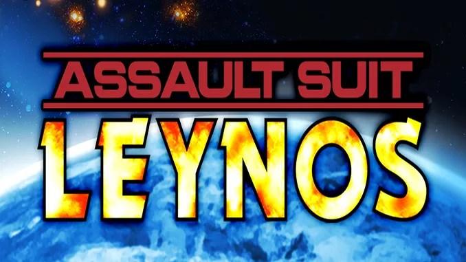 Assault Suit Leynos Free Full Game Download