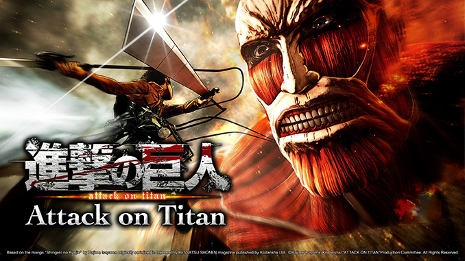 Attack on Titan Full Wings of Freedom Full Download