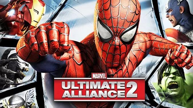 Marvel: Ultimate Alliance 2 (2016) Free Game Download
