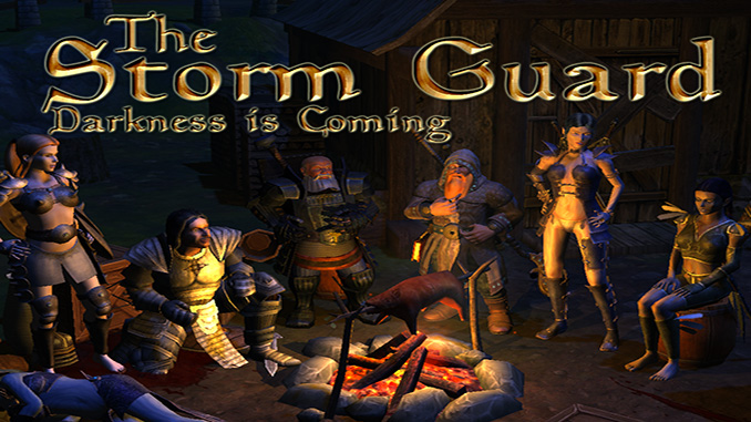 The Storm Guard: Darkness is Coming Full Download