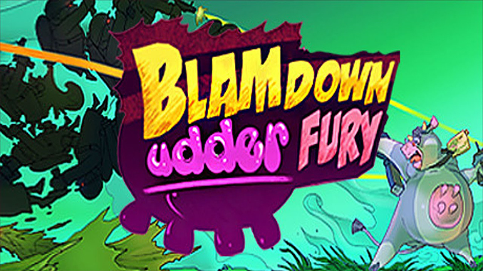 Blamdown: Udder Fury Free Game Download Full