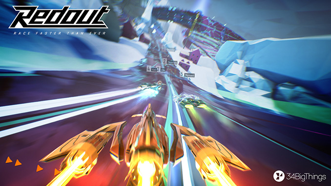 Redout Free Game Full Download
