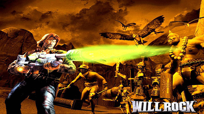Will Rock (2003) Game Full Free Download