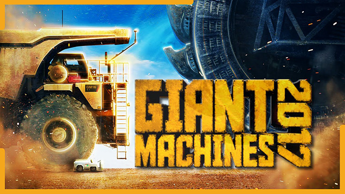 Giant Machines 2017 Full Game Free Download