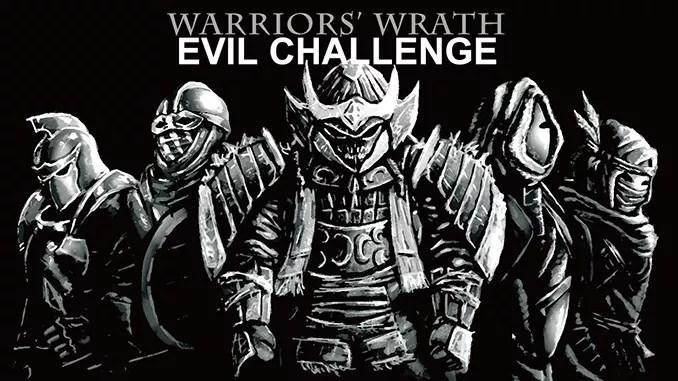 Warriors Wrath + Evil Challenge Free Game Download