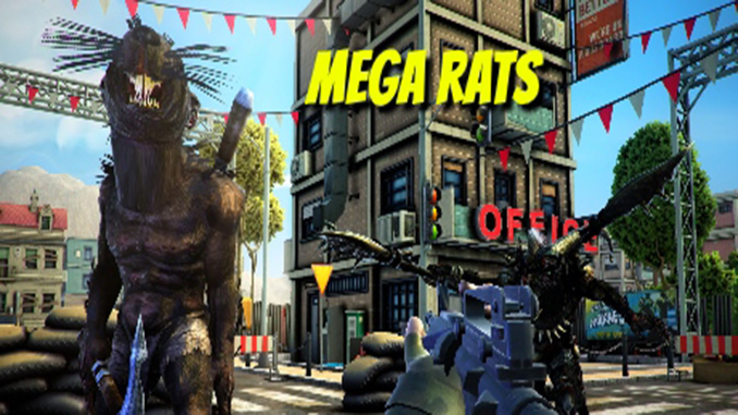 MegaRats Free Full Game Download