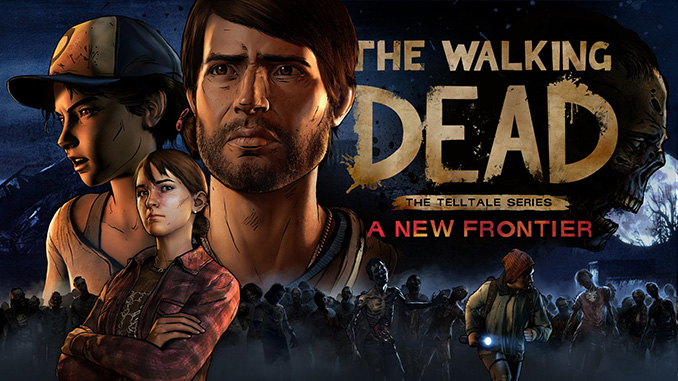 The Walking Dead: A New Frontier (Complete) Free Full Download