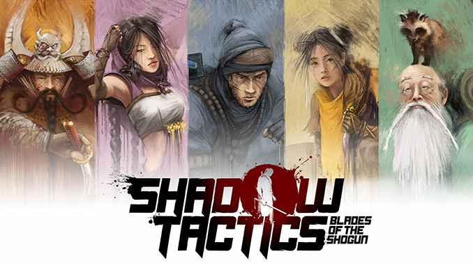 Shadow Tactics: Blades of the Shogun Free Game Full Download
