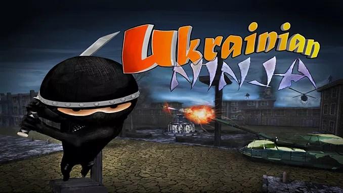 Ukrainian Ninja Free Game Download Full