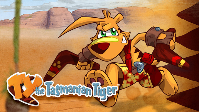 TY the Tasmanian Tiger Free Full Game Download