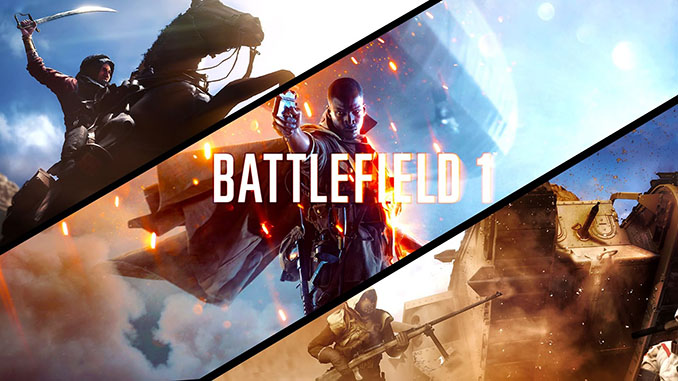 Battlefield 1 Game Full Download