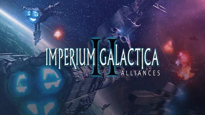 Imperium Galactica II Full Free Game Download