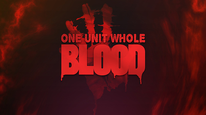 Blood: One Unit Whole Blood Full Download