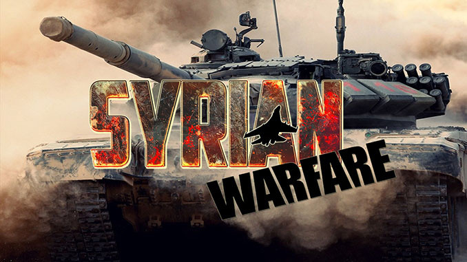 Syrian Warfare Full Free Game Download