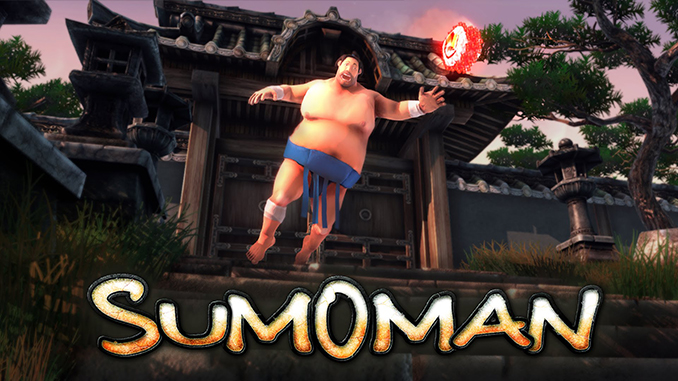 Sumoman Full Free Game Download