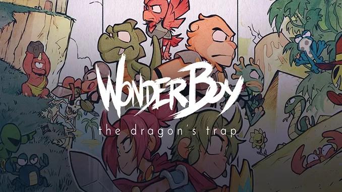 Wonder Boy: The Dragon's Trap Free Game Download Full