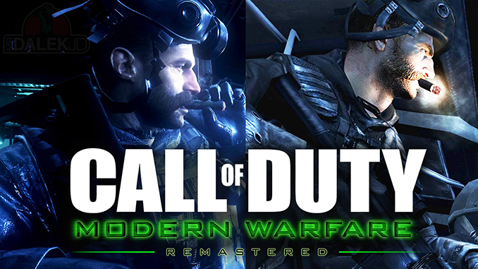 Call of Duty: Modern Warfare Remastered Free Game Download Full
