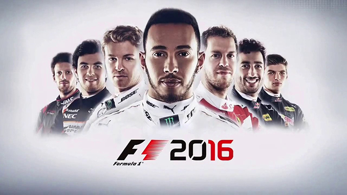 F1 2016 Full Free Game Download