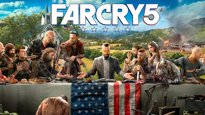 Far Cry 5 Full Free Game Download