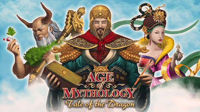 Age of Mythology EX: Tale of the Dragon Free Full Game Download