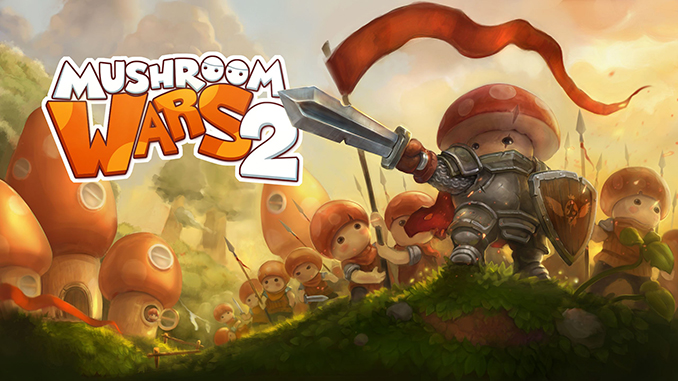 Mushroom Wars 2 Full Free Game Download