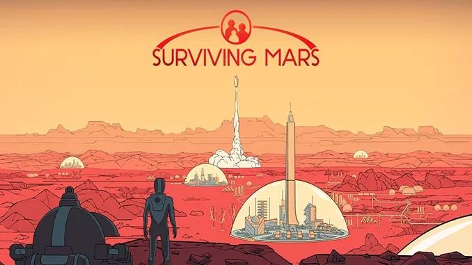 Surviving Mars Free Game Full Download