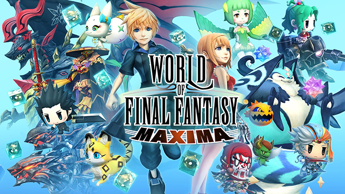 World of Final Fantasy Full Free Game Download