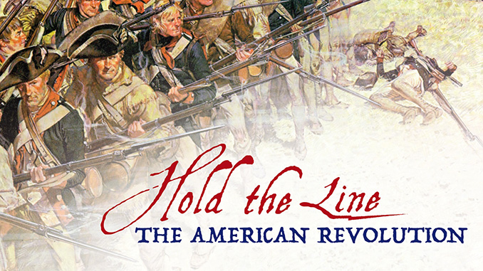 Hold the Line: The American Revolution Full Free Game Download