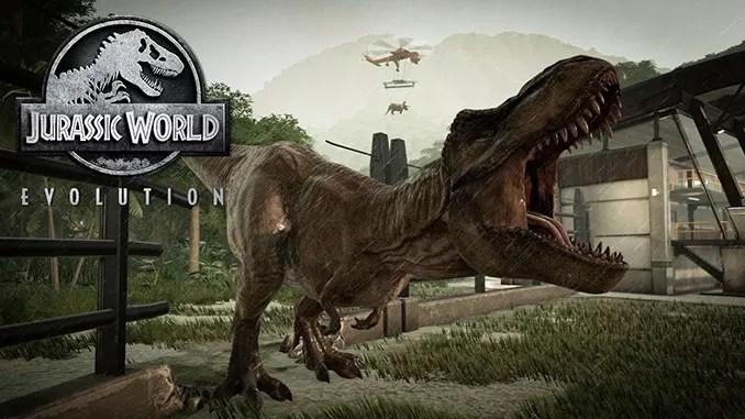 Jurassic World Evolution Free Full Game Download