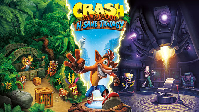 Crash Bandicoot N. Sane Trilogy Full Free Game Download