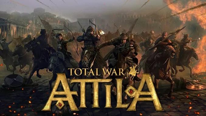 Total War: ATTILA Free Game Download Full
