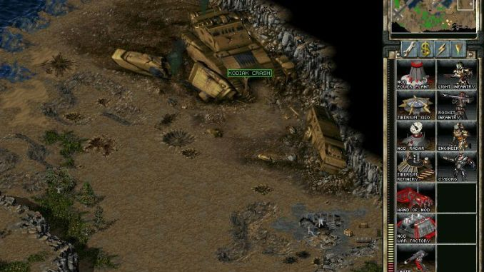 Command & Conquer: Tiberian Sun + Firestorm Screenshot 1
