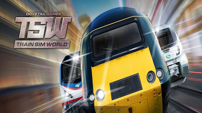 Train Sim World Free Game Full Download