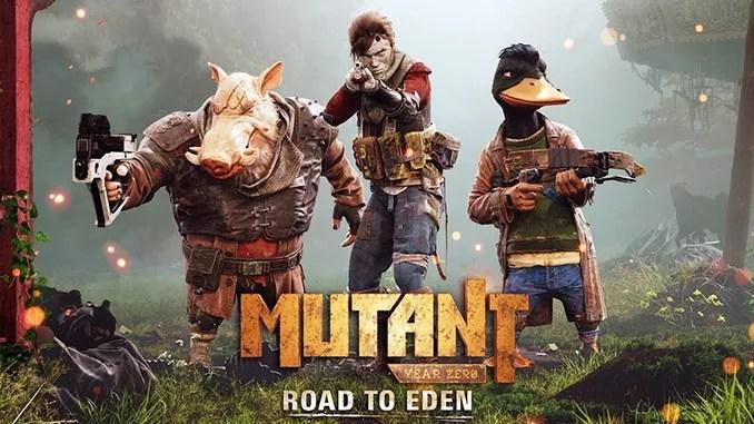 Mutant Year Zero: Road to Eden Free Full Game Download