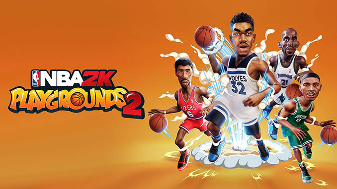 NBA 2K Playgrounds 2 Free Game Full Download